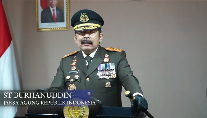 Jaksa Agung Burhanuddin